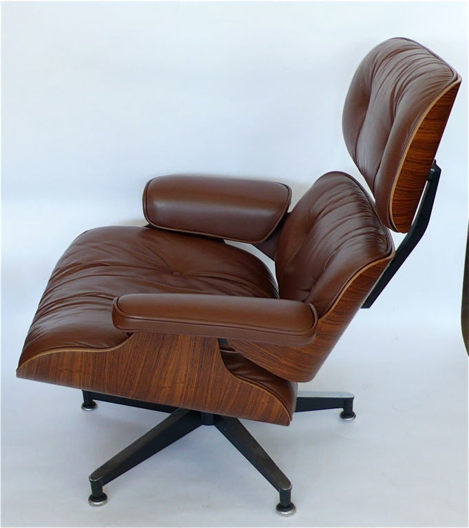 original eames 670 lounge chair and 671 ottoman in
