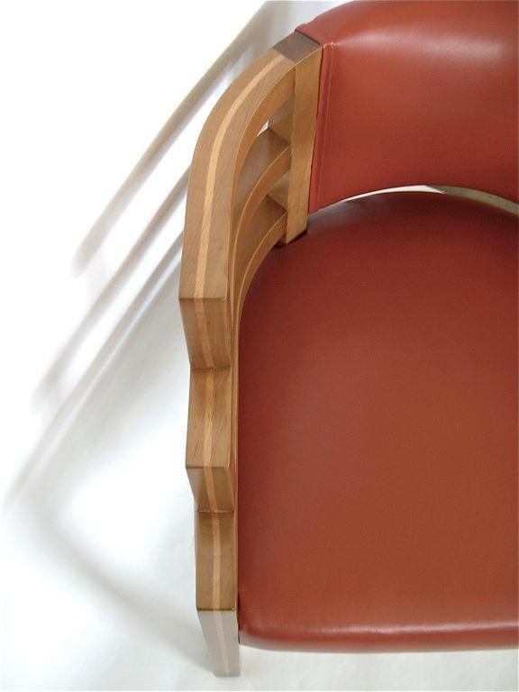 Outstanding Arizona Biltmore Hotel Chair by KEM Weber 2