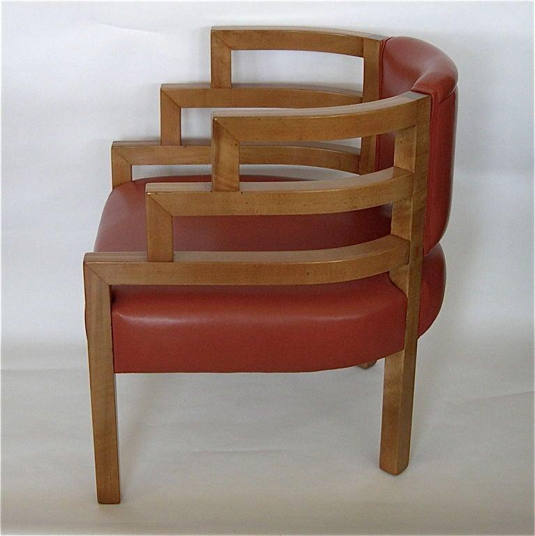 Outstanding Arizona Biltmore Hotel Chair by KEM Weber 3