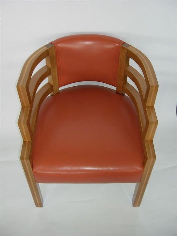 Outstanding Arizona Biltmore Hotel Chair by KEM Weber 6
