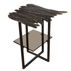 Paul Marra Cast Bronze Pod Table