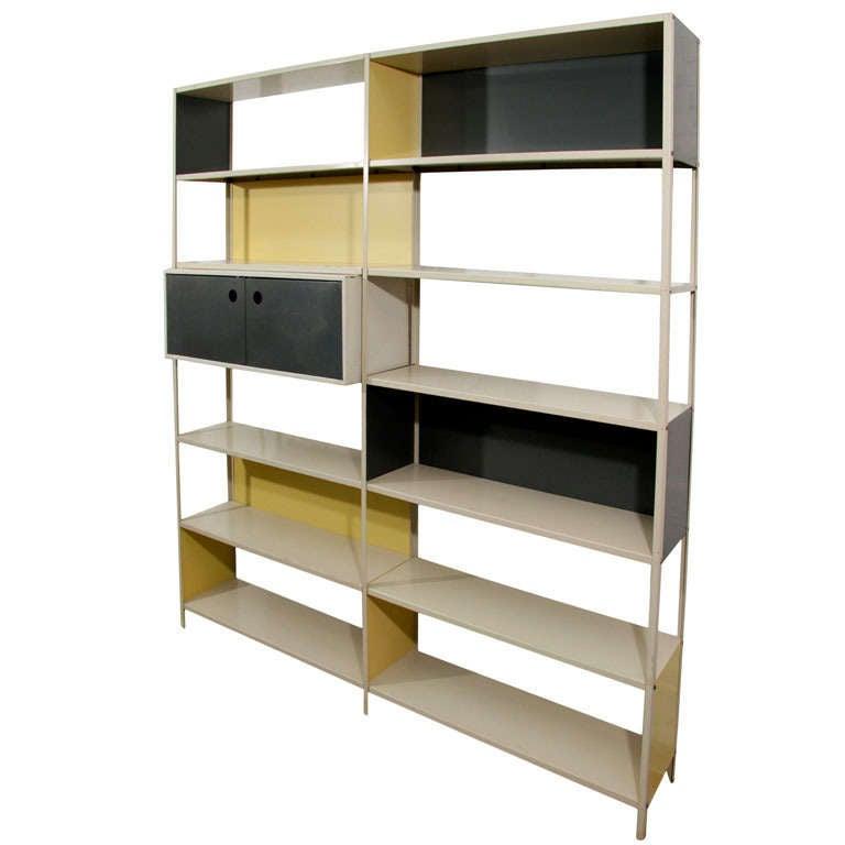Asmeta Modular Bookcase By Friso Kramer At 1stdibs