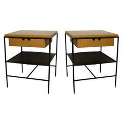 Pair of Paul McCobb Tables