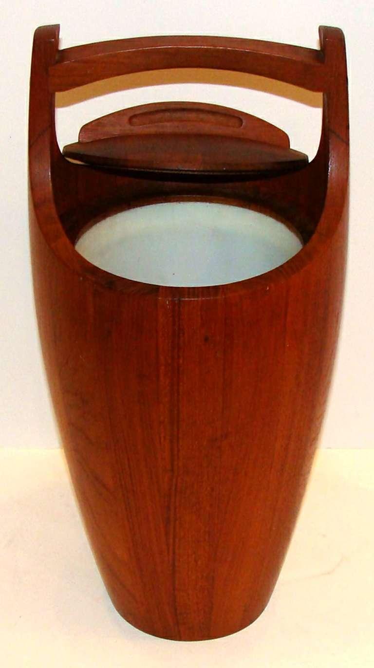 Mid-Century Modern Dansk Ice Bucket For Sale