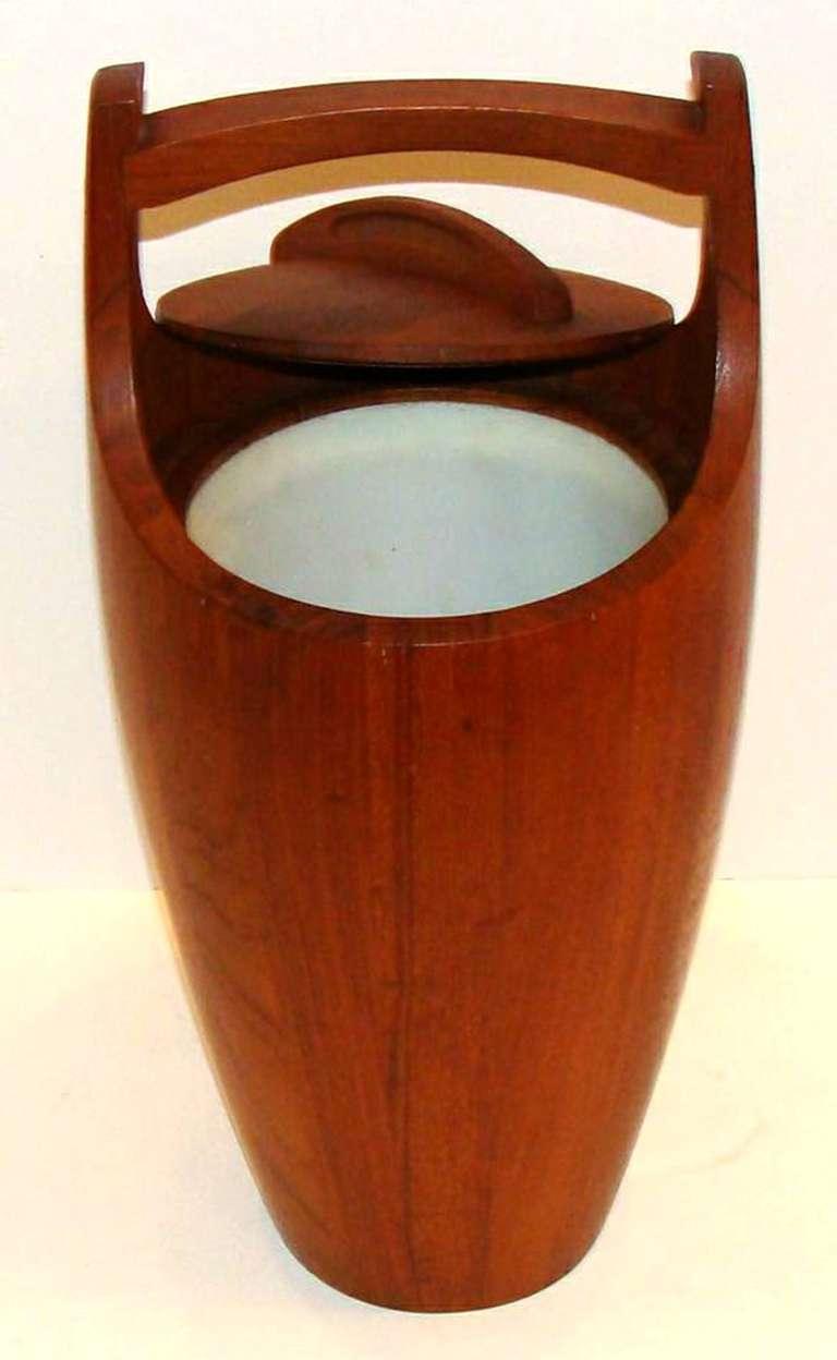 20th Century Dansk Ice Bucket For Sale