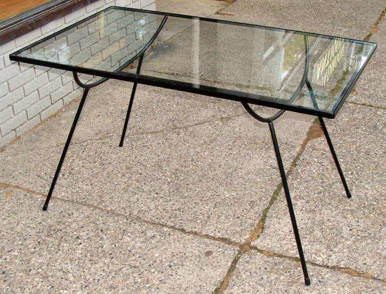 George Nelson Mid Century Table At 1stdibs