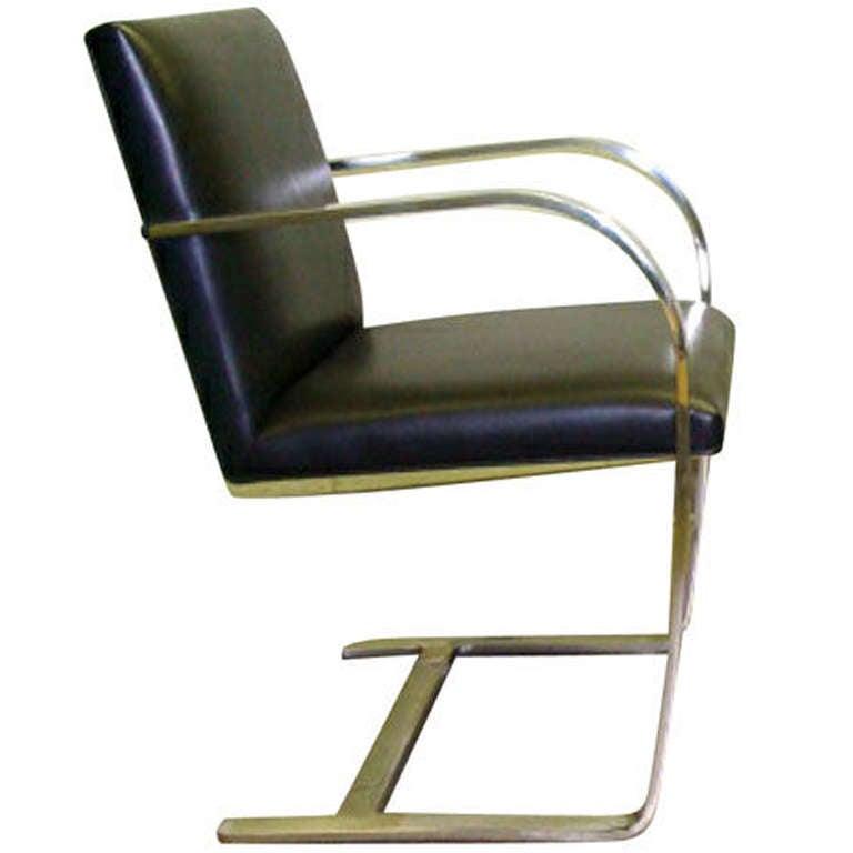 Mies Brno Chair brno chair - mies/knoll at 1stdibs