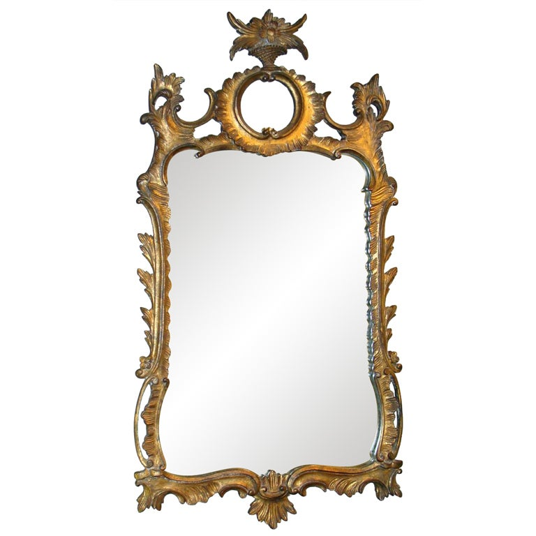 Carved Wall Mirror by Palladio - Italy