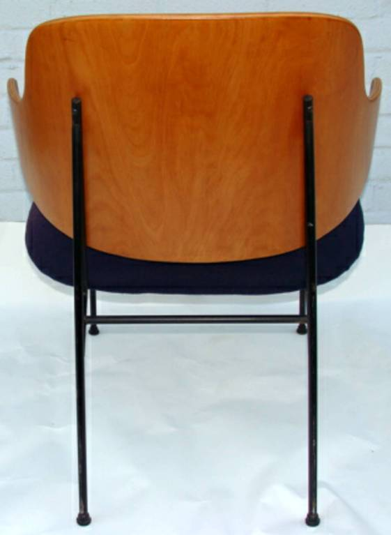Pair of Chairs by Ib Kofod Larsen image 4