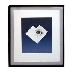 Surrealist Framed Print by Bruce Richards