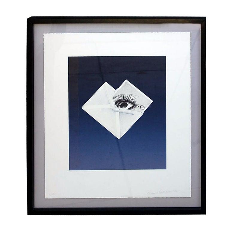 Surrealist Framed Print by Bruce Richards For Sale