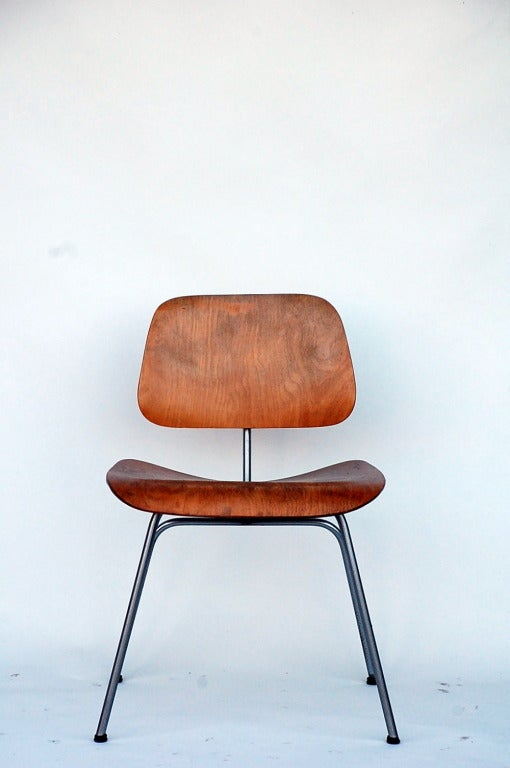 collector 39 s early eames dcm chair for sale at 1stdibs