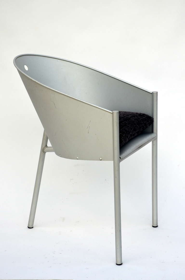 Pair of Sculptural Chairs by Philippe Starck In Good Condition For Sale In Los Angeles, CA