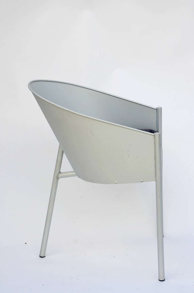 20th Century Pair of Sculptural Chairs by Philippe Starck For Sale