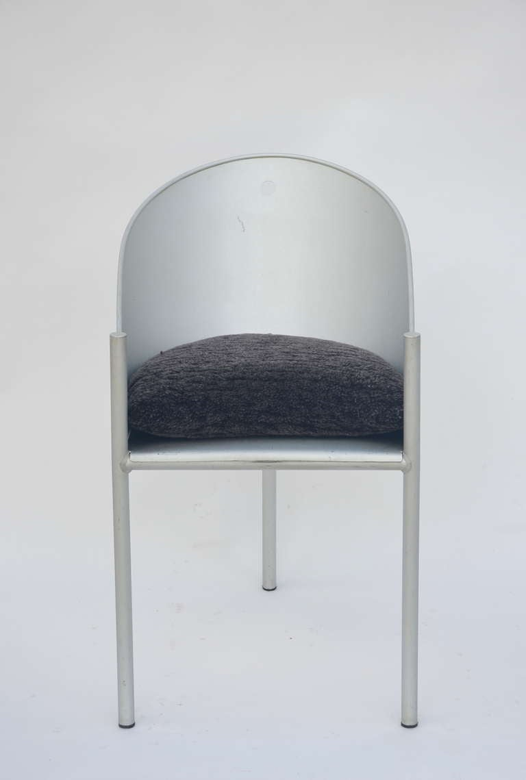 Pair of Sculptural Chairs by Philippe Starck For Sale 1