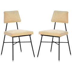 Pair of Elegant Side / Occasional Chairs by Vista of California