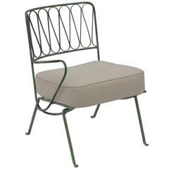 Since Arm Corner Indoor Outdoor Chair by Salterini