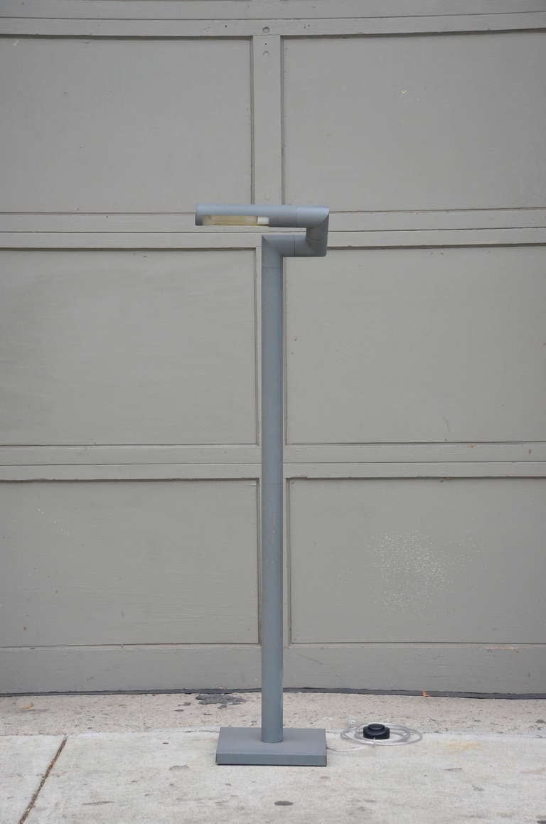 Articulated Memphis Style 80 S Reading Floor Lamp At 1stdibs