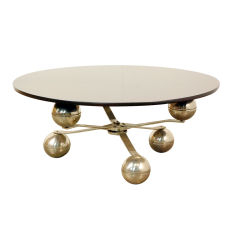 French 70's coffee table