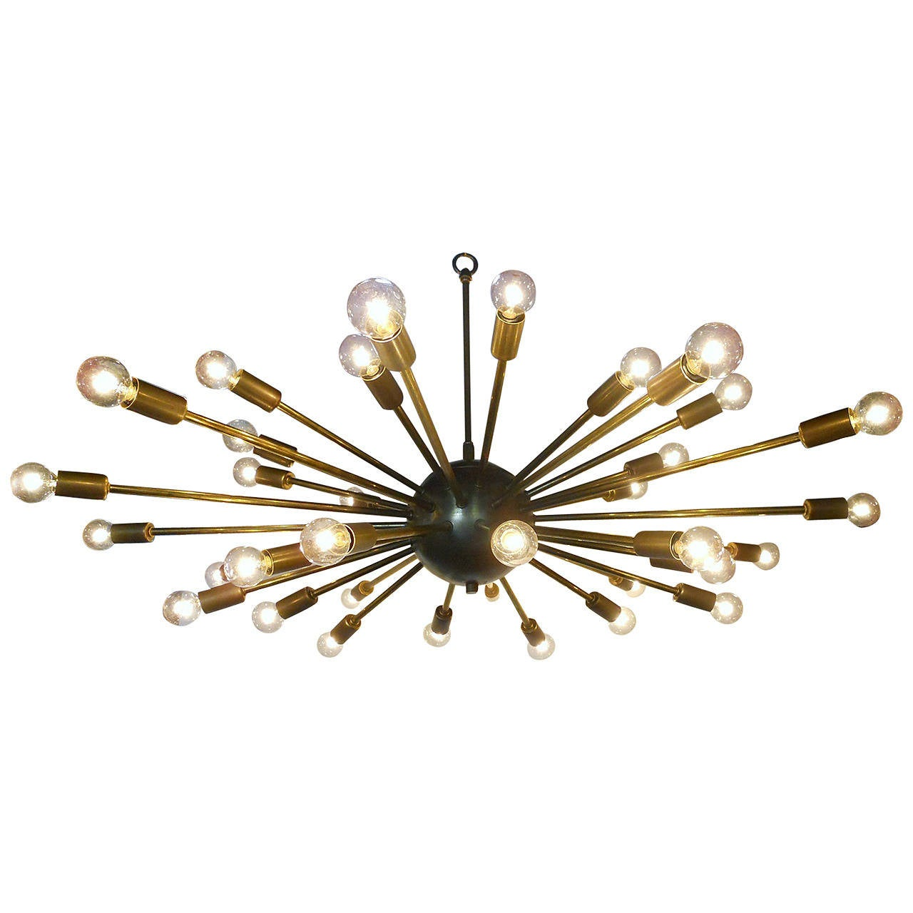 fabulous sputnik chandelier at 1stdibs. Black Bedroom Furniture Sets. Home Design Ideas