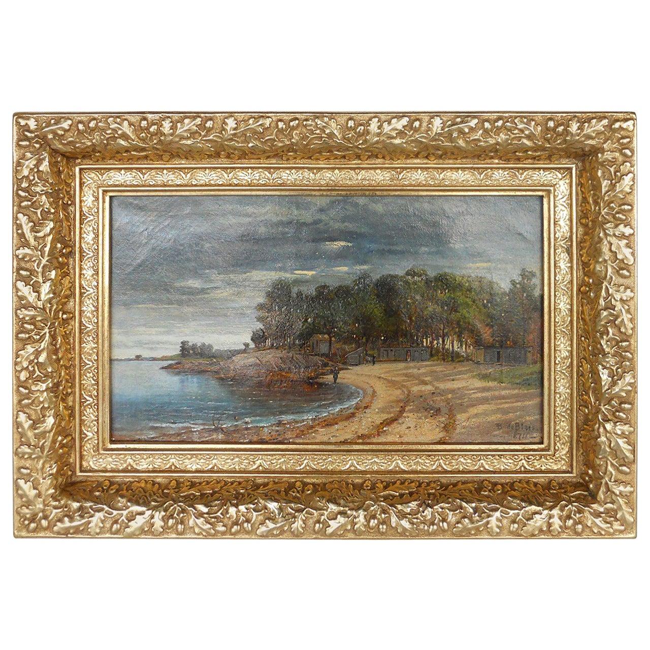 Great Francois De Blois Painting