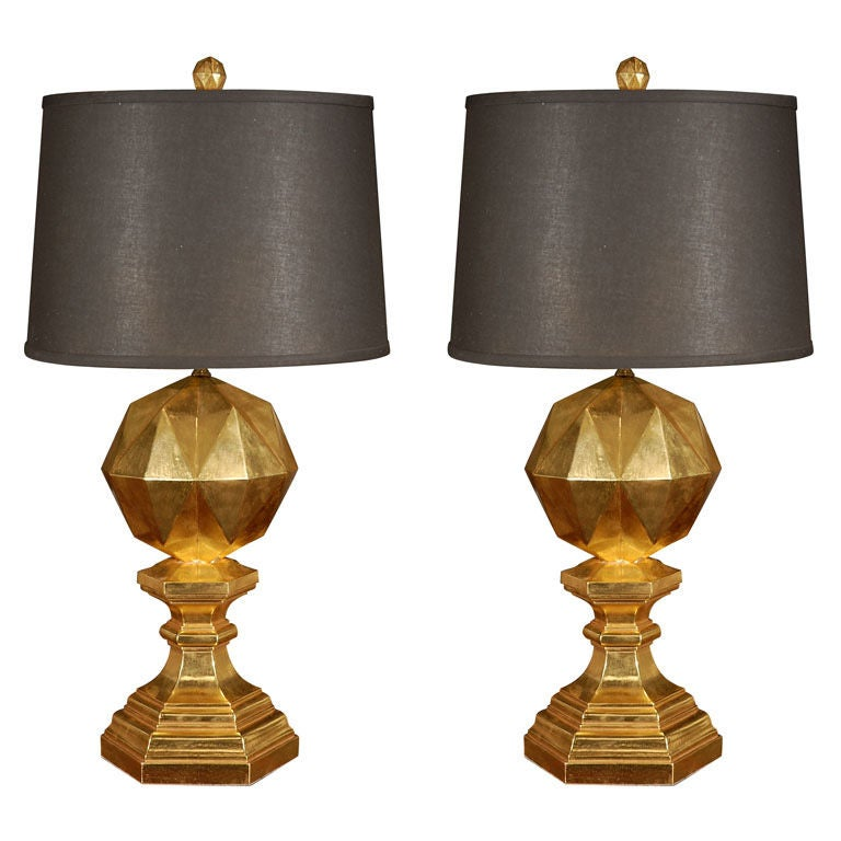 harpswell table lamps by bryan cox at 1stdibs. Black Bedroom Furniture Sets. Home Design Ideas