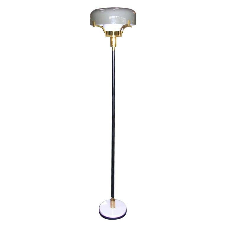 Italian Stilnovo Floor Lamp