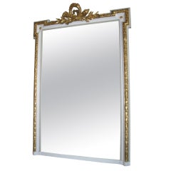 Exquisite French Empire Style Mirror
