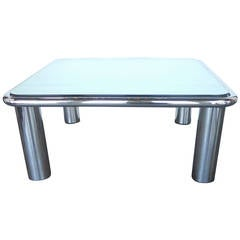 Charming Coffee Table in the style of Marco Zanuso