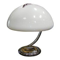An Elio Martinelli Serpente Table Lamp