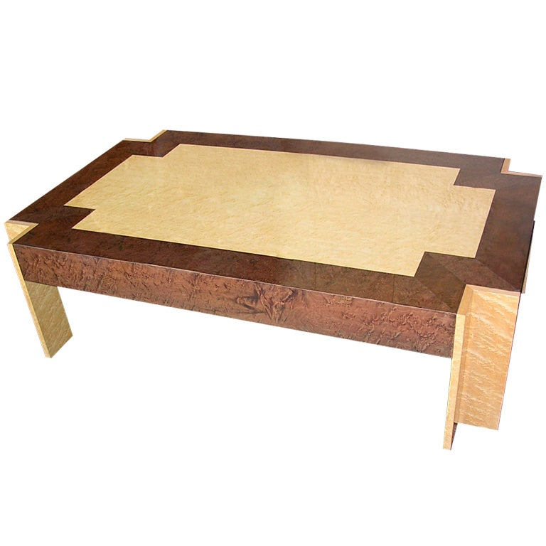 Modernist Coffee Table For Sale