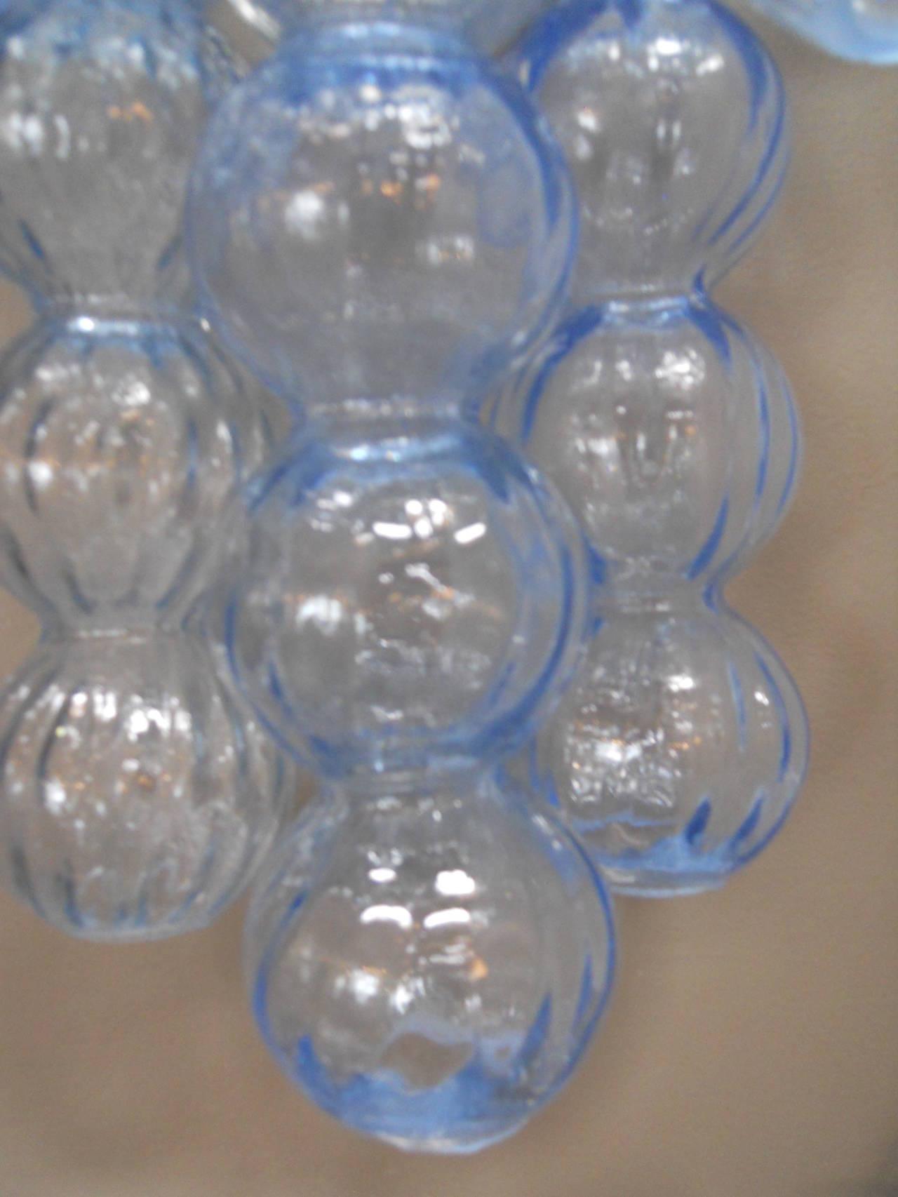 Glass Ball Wall Lights : Set of 4 Murano Glass Ball Wall Sconces at 1stdibs