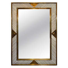 Authentic Barovier and Toso Mirror