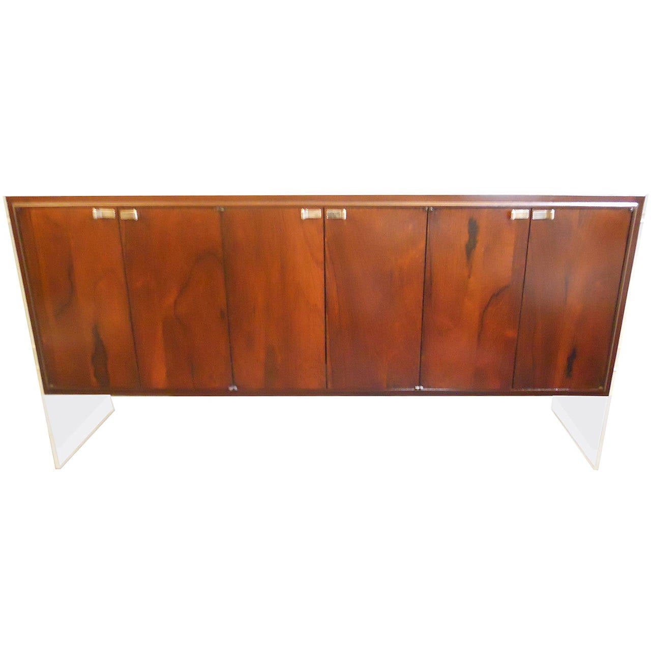 Modern credenza by flair inc at 1stdibs for Modern furniture inc