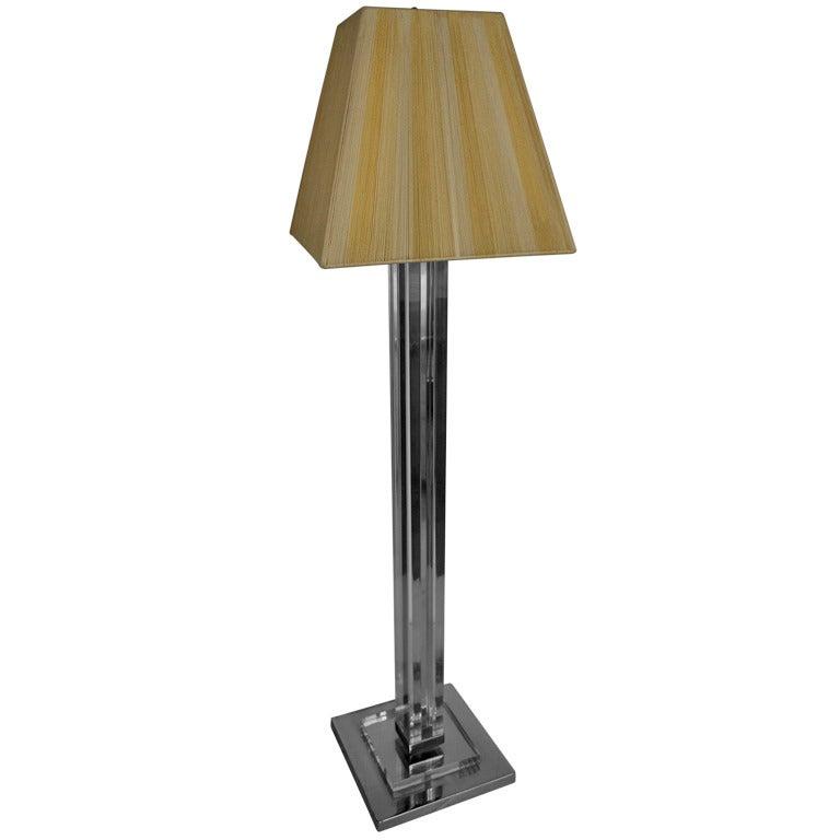 Vintage Charles Hollis Jones Floor Lamp