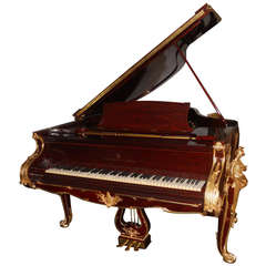 Astonishing Steinway Mahogany Piano