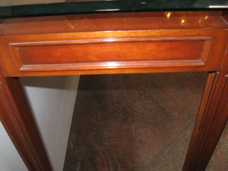 20th Century Elegant Custom Console by Paul Laszlo For Sale