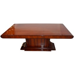 Dining Table by Leon Jallot, circa 1920s