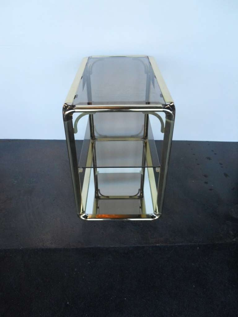20th Century Elegant Vintage Bar Cart