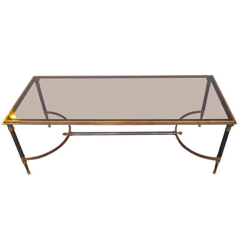 Classic Maison Jansen Coffee Table For Sale At 1stdibs