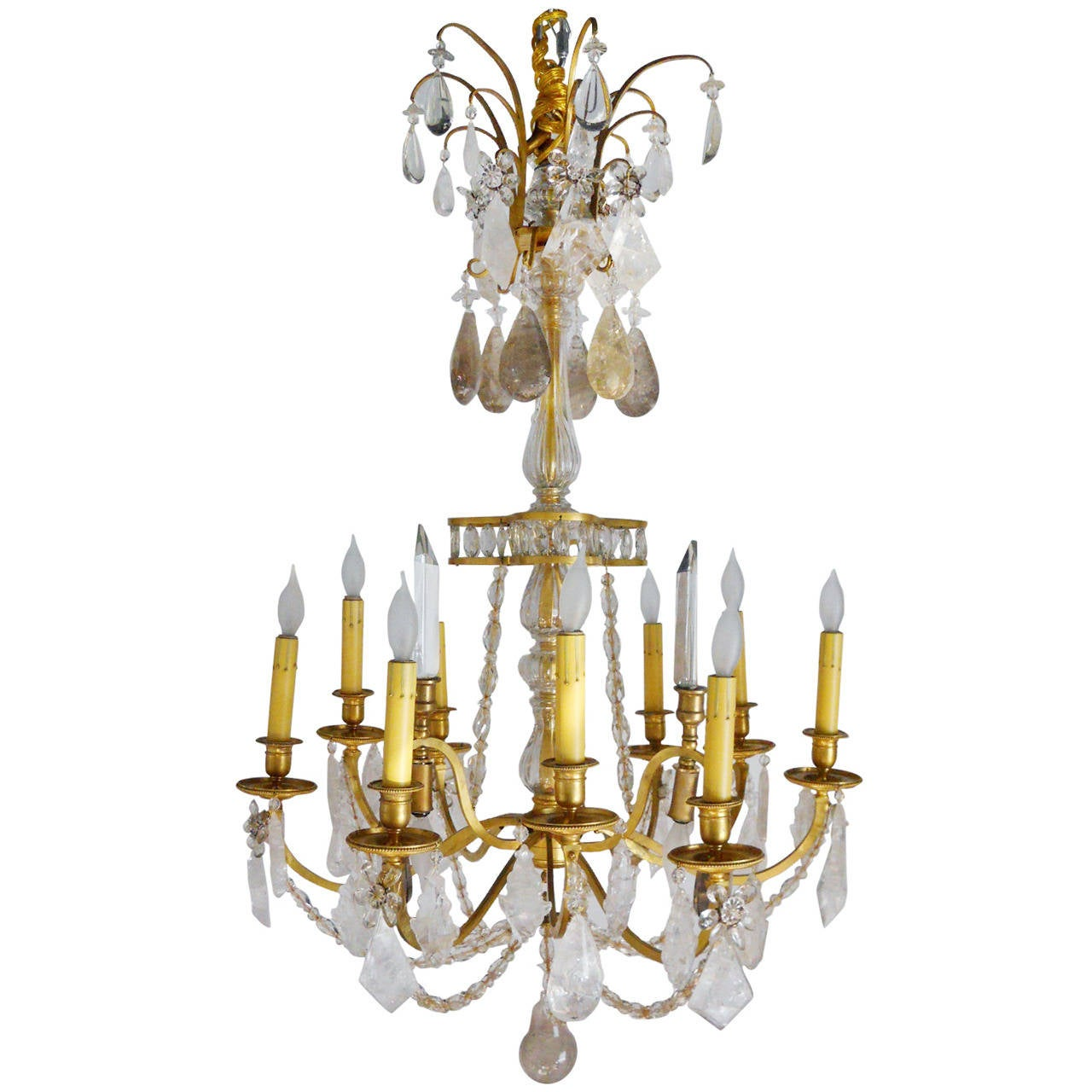 Fabulous French Chandelier For Sale