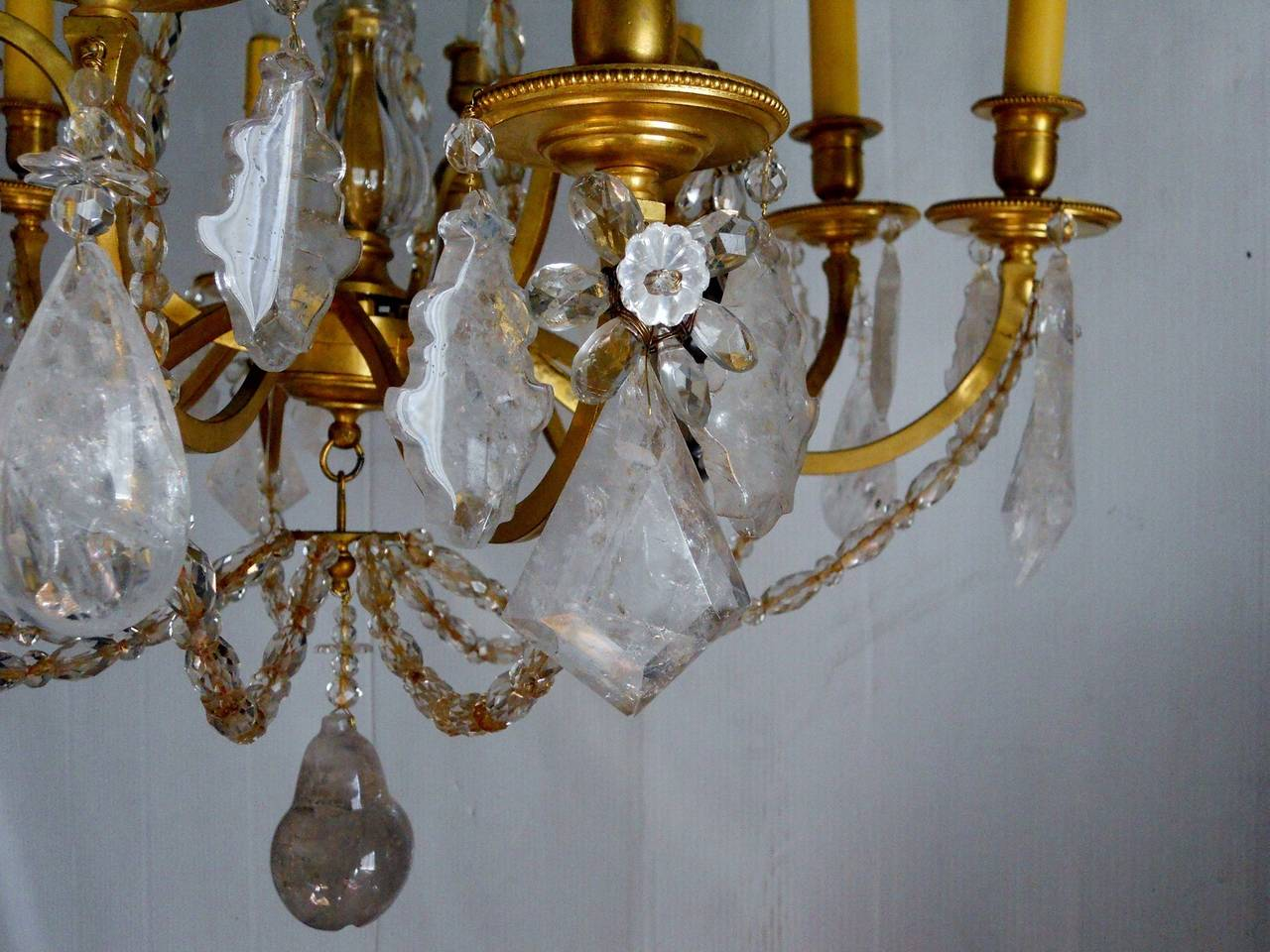19th Century Fabulous French Chandelier For Sale
