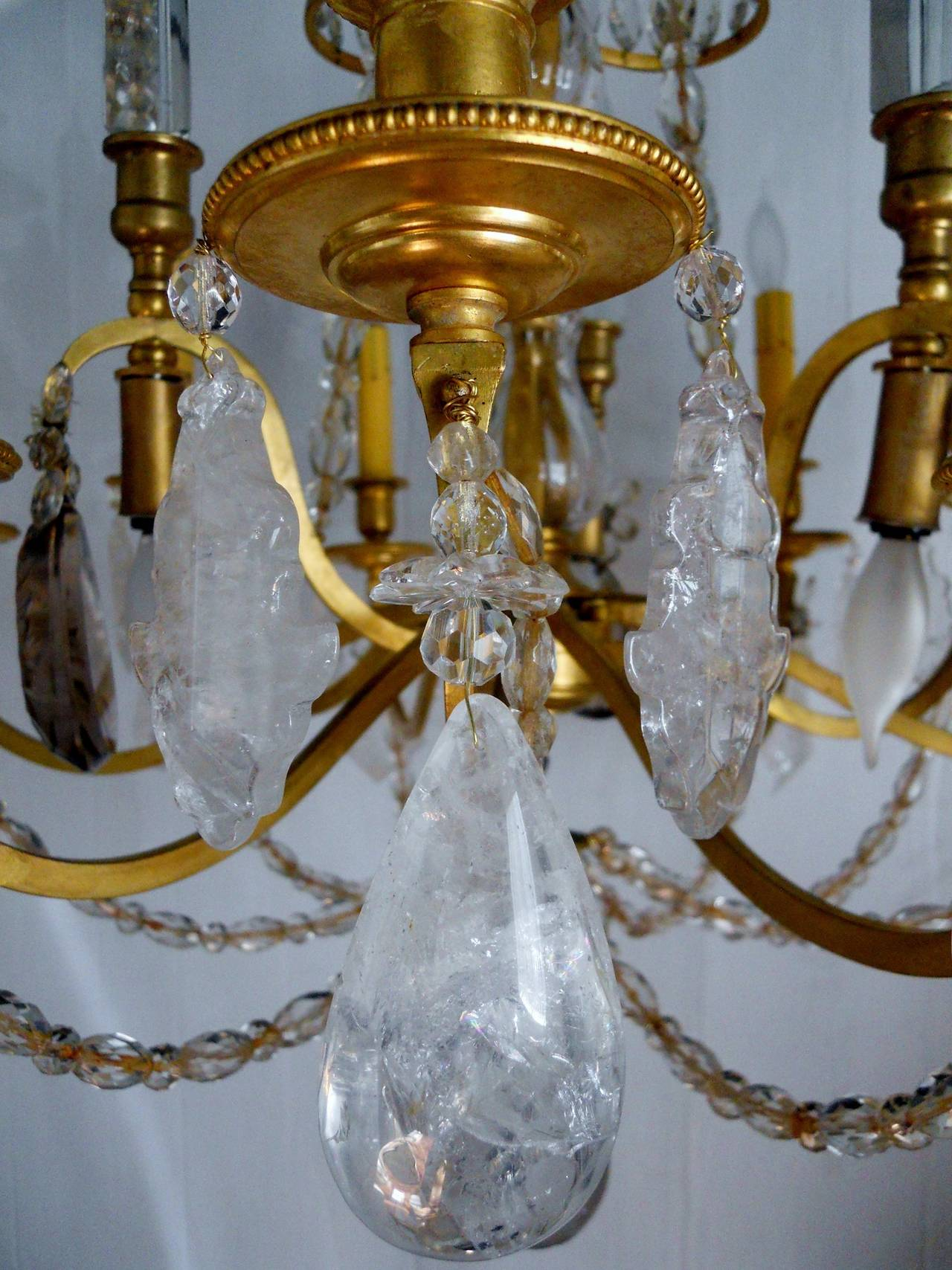 Fabulous French Chandelier For Sale 5