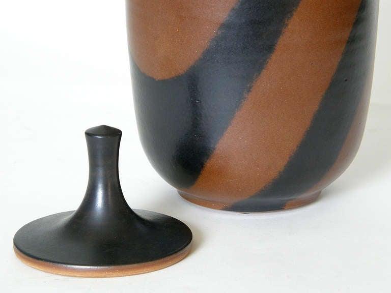 Harrison McIntosh Tall Ceramic Jar 1
