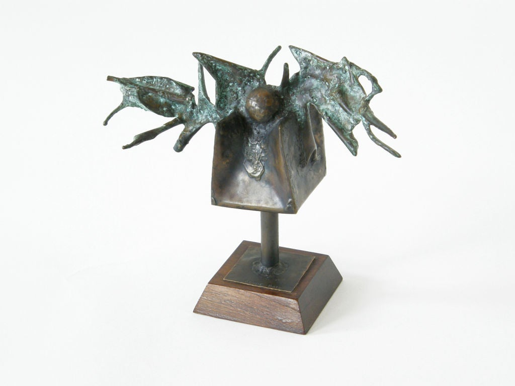 Clyde Ball Sculpture 3