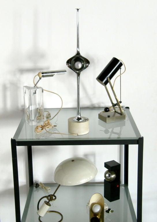 Mid-Century Modern Arredoluce Lamp For Sale