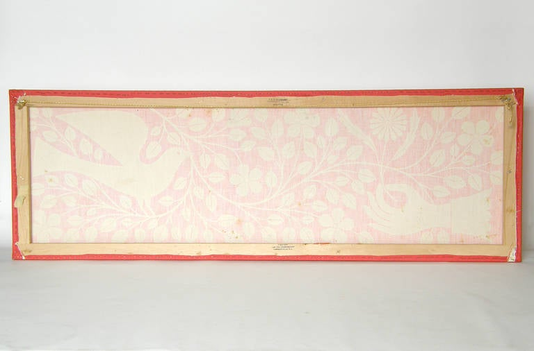 Alexander Girard Hand and Dove Wall Panel 6