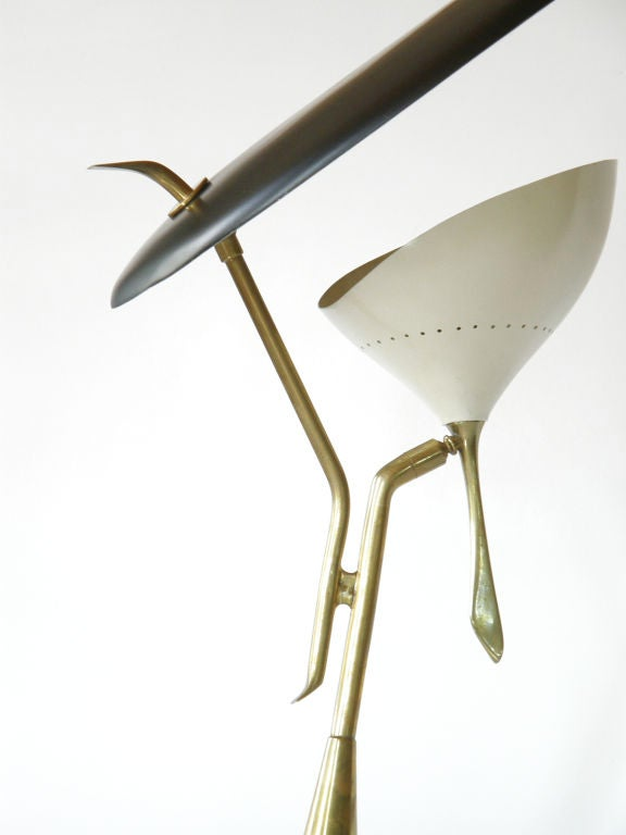 Italian Reflector Lamp For Sale At 1stdibs