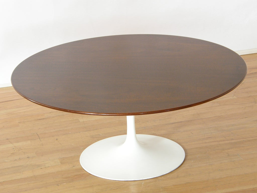 Eero Saarinen Coffee Table At 1stdibs