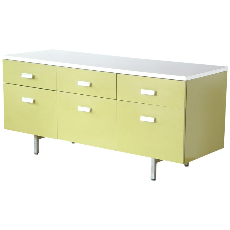 George Nelson Credenza For Sale